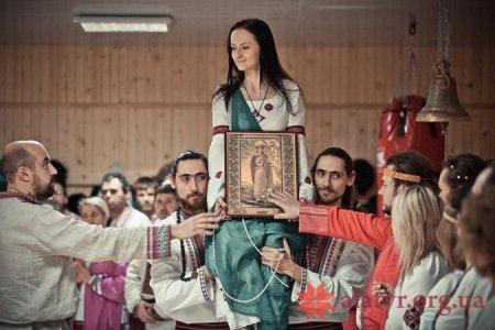 Праздник Водосвятья в Духовном центре